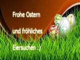 Frohe Ostern u. fröhliches Suchen