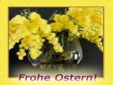 Frohe Ostern, Blumen