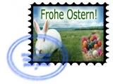 Oster Postkarte